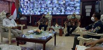 Temui Wali Kota Surabaya, Ombudsman Jatim Bahas Ini