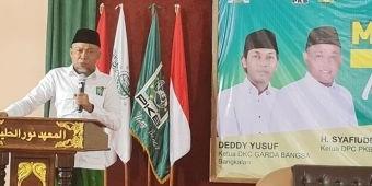 Syafiuddin Akui Peningkatan Jalan Nasional di Madura Diprogramkan Tahun 2022 Secara Multiyears