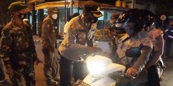 Pimpin Operasi Yustisi, Kapolres Mojokerto Kota Imbau Jangan Mudik