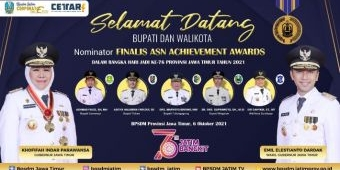 Inisiasi ASN Achievement Awards 2021, Gubernur Khofifah: Ini Apresiasi pada Kabupaten dan Kota