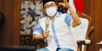 Bupati Baddrut Tamam Ajak Beri Pelayanan Terbaik bagi Para Kafilah MTQ XXIX Jatim 2021