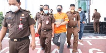 Satu Lagi, Tersangka Kredit Fiktif Bank Jatim Kepanjen Ditahan