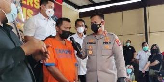 Gandeng BKSDA Jatim, Satreskrim Polresta Sidoarjo Ungkap Perdagangan Puluhan Satwa Liar Dilindungi
