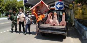 Penerapan PPKM Level 4 di Ngawi Disambut dengan Pembongkaran Pos Penyekatan, Ada Apa?