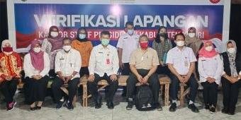 Tenaga Ahli Utama Kedeputian III Kantor Staf Kepresidenan Kunjungi Kabupaten Kediri
