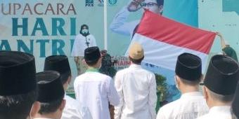 Gelar Upacara Hari Santri, PKB Jatim Dorong 22 Oktober Jadi Hari Libur Nasional