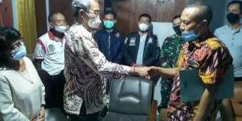Kasus Perusakan Makam di Yosomulyo Gambiran Banyuwangi Berakhir Damai