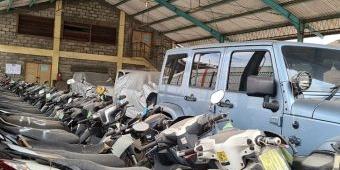 Urai Barang Bukti Mangkrak, Rupbasan Teken MoU dengan Kejari Surabaya