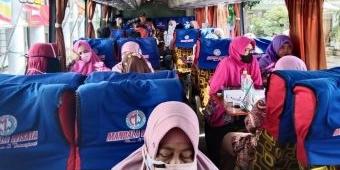 Digelar Lebih Menarik, Sarasehan Sejarah Pamekasan Dilakukan dalam Bus