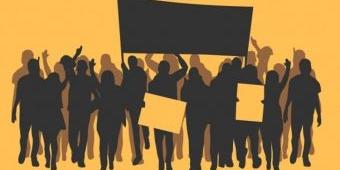 Aliansi Jember Menggugat Kembali Gelar Demo Tolak Omnibus Law UU Cipta Kerja