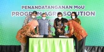 Petrokimia Gresik Gandeng BRI Surabaya Sukseskan Program Agro Solution