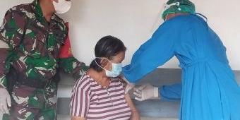 Percepat Vaksinasi, Pemkot Madiun Gelar Vaksin Door to Door untuk Disabilitas