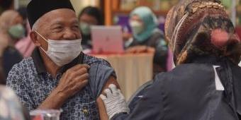 Bantu Percepatan Vaksinasi di Kota Batu, Baloga Sediakan 400 Vaksin Covid-19