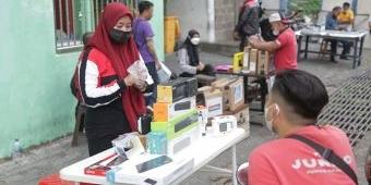 Dulu Dilarang karena PPKM, Kini Pedagang Boleh Jualan Dalam Gedung Ex Hi-Tech Mall Surabaya