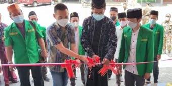 GP Ansor Kabupaten Kediri Launching Toko Jamu Herbal, Jadi Solusi Melambungnya Harga Obat