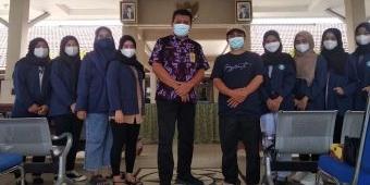 Alumni SMK Plus NU Sidoarjo Bangga Jadi Relawan Covid-19