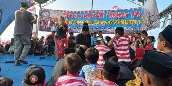 Lestarikan Budaya Leluhur, Warga Desa Klampis Timur Gelar Rokat Tase' Atas Melimpahnya Hasil Laut