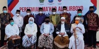 Kunjungi Ponpes Lirboyo, Menag Resmikan Ma'had Aly dan Sosialisasi Pelaksanaan Salat Idul Adha