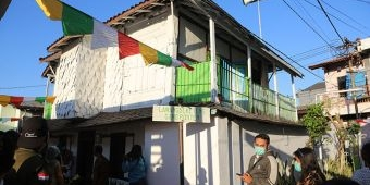 Kembangkan Wisata Heritage di Peneleh, Lawang Seketeng akan Dijadikan Kampung Edukasi