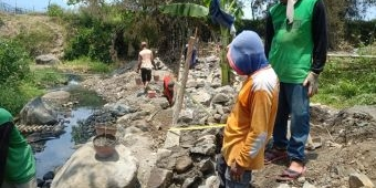Dukung Kelancaran Air untuk Pertanian, Pemkab Pasuruan Benahi Ratusan Irigasi