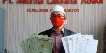 Masalah Surat-surat dan Sertifikat Klir, PT Sabrina Laksana Abadi Minta Customer Tak Khawatir