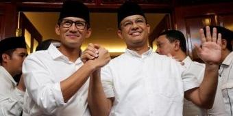 Gerindra Risih PKS Capreskan Anies Baswedan-Sandiaga Uno