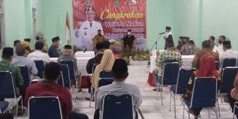 Tampung Aspirasi Warga, Wali Kota Madiun Gelar Cangkrukan di Kelurahan Kuncen