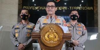Beredar Broadcast Jakarta Lockdown 12-15 Februari, Kadiv Humas Polri Pastikan Hoax