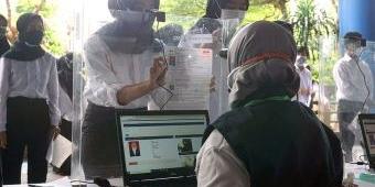 Tes SKD Hari Pertama, Pemkot Kediri Siapkan 5 Face Recognition