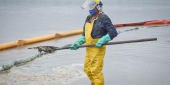 Antisipasi Banjir, Camat Mojoanyar Gencarkan Bersih-Bersih Sungai