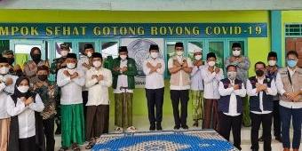 Padukan Konsep Medis dan Keagamaan, Pesantren An Nafi'iyah Launching Compok Sehat Gotong Royong