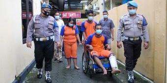 Mayat Perempuan di Lahan Tebu Mojowarno Ternyata Korban Pembunuhan, Pelakunya 3 Orang