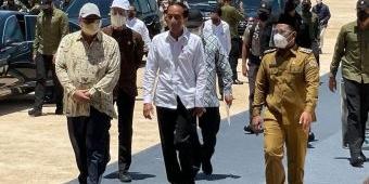 Presiden Jokowi Groundbreaking Pembangunan Smelter Single Line Terbesar di Dunia