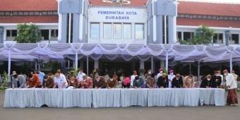 Kembangakan UMKM di Surabaya, Wali Kota Eri Teken MoU dengan 15 Stakeholder