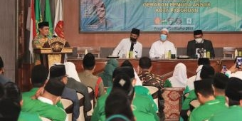 Mas Adi Ajak GP Ansor Kolaborasi untuk Pembangunan Kota Pasuruan