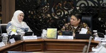 Gercep Realisasi Perpres 80/2019, Pemprov Jatim Roadshow ke Kementerian Lembaga