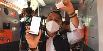 Punya Rute Baru, Kini Naik Suroboyo Bus Bisa dengan Cashless