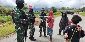 Perayaan Natal di Pedalaman Deiyai, Papua Berjalan Kondusif