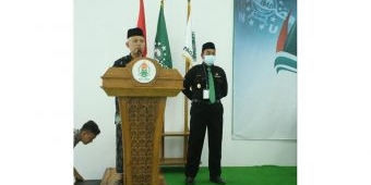 Abdul Mujib Kembali Pimpin Pagar Nusa Tuban Periode 2021-2026