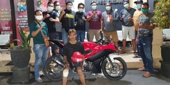 Buron 4 Hari, Pembunuh Janda Pemilik Warung di Jombang Tertangkap, Sempat Jalan-jalan Bareng