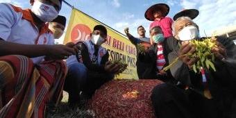 PKS Jatim Siap Kawal Program untuk Sejahterakan Petani Garam dan Cabai