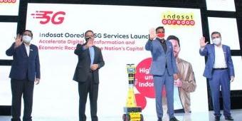 Usai Diluncurkan di Solo, Kini Jaringan 5G Indosat Hadir di Jakarta