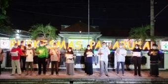 Kutuk Aksi Biadab Teroris KKB Papua, Nakes di Situbondo Gelar Doa Bersama Sambil Nyalakan Lilin