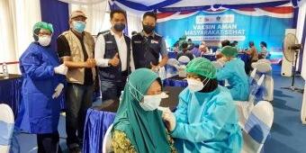 Dukung Pemerintah Wujudkan Herd Immunity, Bandell Lighting Gelar Vaksinasi Bonus Sembako