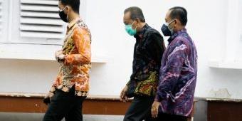 Buntut Kasus OTT Bupati Tantri, Sekda dan 2 Kepala OPD Kembali Diperiksa KPK, dari Pagi hingga Malam