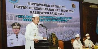 Buka Musda IPHI, Bupati Yuhronur Harap Ada Sinergi untuk Perkuat Kemaslahatan Umat