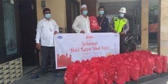 Sambut Idul Fitri 1442 H, JIIPE Bagikan Paket Lebaran Untuk Anak Yatim dan Dhuafa