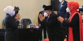 Sertijab Kepala Daerah Blitar, Proyek Makam Bung Karno, Selingkar Wilis, Lintas Selatan Rp 41,8 T