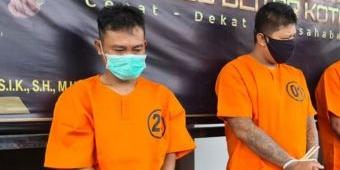 Kakak Beradik Asal Malang Kompak Curi Motor di Blitar