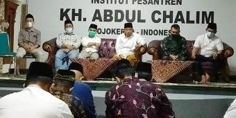 Kumpulkan 20 Kepala Desa, Kiai Asep Ajak Tabur Ikan: Mojokerto Harus Bebas dari Kesengsaraan